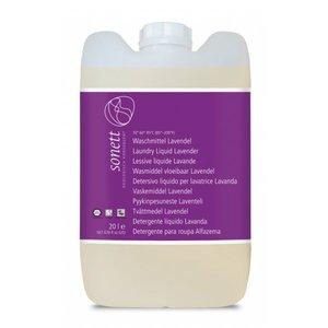 Sonett Wasmiddel Lavendel 20 liter