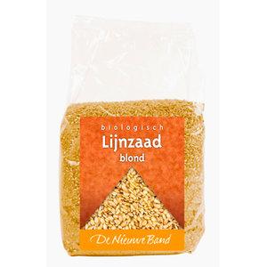 Blond Lijnzaad 500 gram (biologisch)