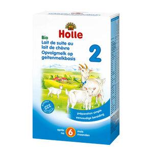 Holle Geitenmelk Baby 2 (vanaf 6 maanden) (biologisch)