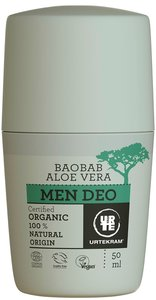 Urtekram Men Deodorant 50 ml