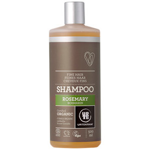 Urtekram Shampoo Rosemary (Fijn Haar) 500 ml