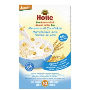 Holle Junior Muesli Cornflakes