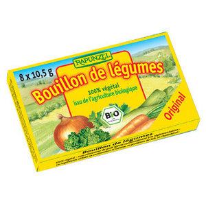 Bouillonblokjes (biologisch)