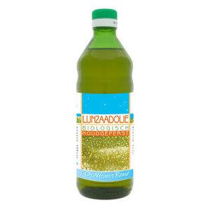 Lijnzaadolie 500 ml (biologisch)