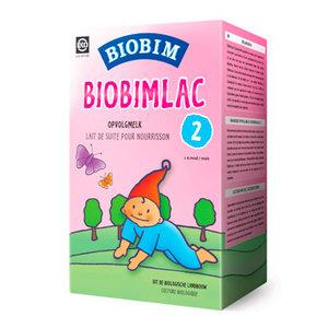 Biobimlac 2 vanaf 6 maanden (biologisch)