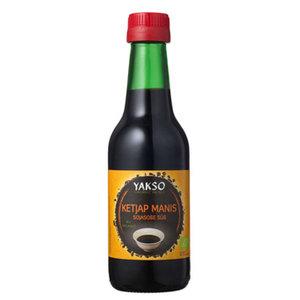Ketjap Manis 250 ml (biologisch)