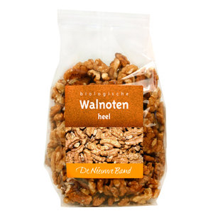Walnoten Voordeelverpakking 500 gram (biologisch)