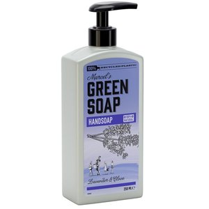 Handzeep Lavendel en Kruidnagel van Marcel's Green Soap
