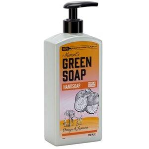 Handzeep Sinaasappel en Jasmijn Marcel's Green Soap