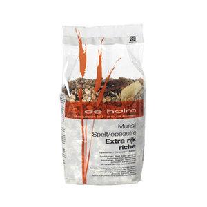 Speltmuesli Extra Rijk 575 gram (biologisch)