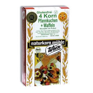Glutenvrije Pannenkoekenmix 250 gram (biologisch)