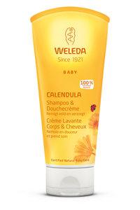Weleda Calendula Shampoo & Douchecreme 200 ml