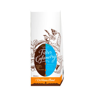 Cafeinevrije Filterkoffie 250 gram (biologisch)