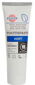 Urtekram Mint tandpasta met fluor