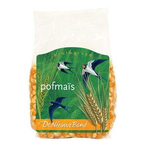 Biologische popcorn zelf maken