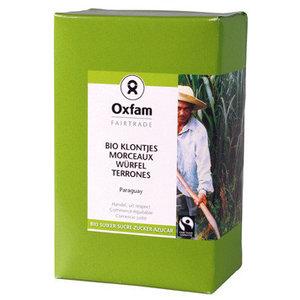 rietsuikerklontjes Oxfam fairtrade