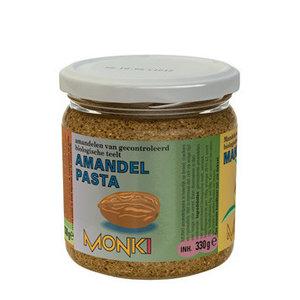 Amandelpasta 330 gram (biologisch)