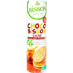 Choco Bisson Speltkoekjes (biologisch)