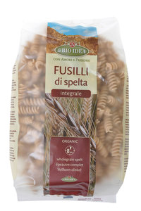 Spelt Spirelli