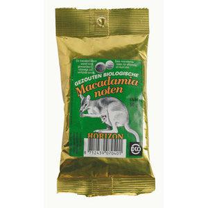 Macadamianoten 50 gram (biologisch)