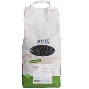 Zwarte bonen grootverpakking