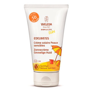 Weleda Zonnecreme Baby & Kids factor 50 (50 ml)