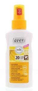 Lavera Zonnebrandspray Factor 20