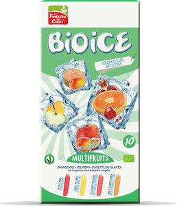 Waterijsjes Multifruit 10 stuks (biologisch)