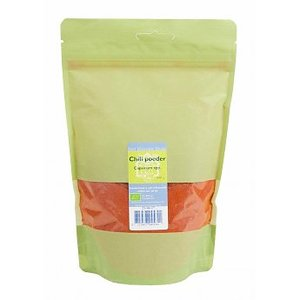 Chilipoeder 200 gram (biologisch)