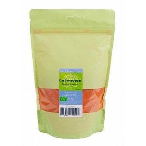 Cayennepeper 250 gram (biologisch)