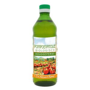 Pompoenpitolie 250 ml (biologisch)