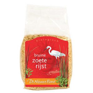 Zoete bruine rijst