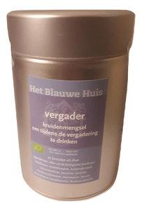 Vergaderthee in Blik 50 gram (biologisch)