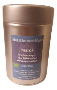 Marokkaanse Thee in Blik 50 gram (biologisch)