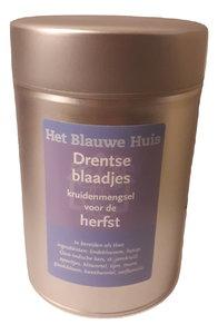 Herfstthee in Blik 50 gram (biologisch)