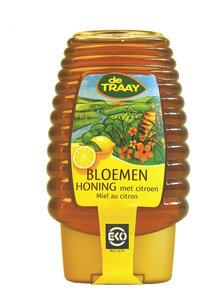 Bloemenhoning met Citroen 375 ml (biologisch)