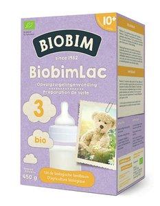 Biobimlac 3 - vanaf 10 mnd (biologisch)