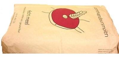 Tarwebloem Grootverpakking 25 kilo (biologisch)