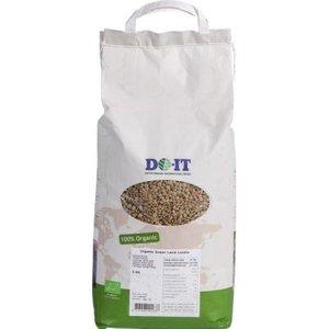 Groen Bruine Linzen Grootverpakking 5 kilo (biologisch)