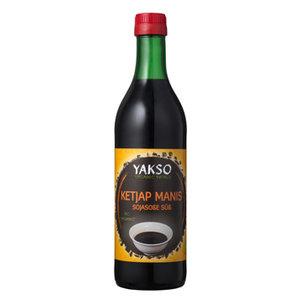 Ketjap Manis 500 ml (biologisch)
