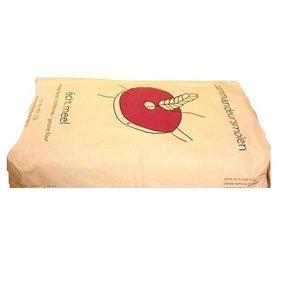 Volkoren Tarwemeel Grootverpakking 25 kilo (biologisch)