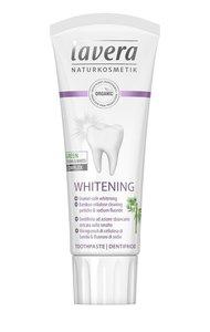 Lavera Tandpasta Whitening met Fluoride