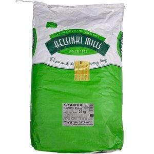 25 kg Havervlokken Grof (biologisch)