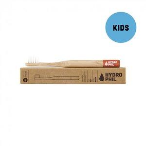 Kindertandenborstel Bamboe Rood (extra soft)