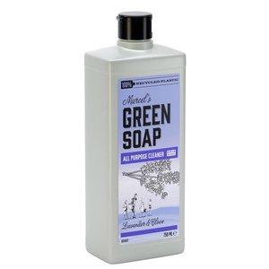 Allesreiniger Lavendel en Kruidnagel 750 ml (Marcels Green Soap)