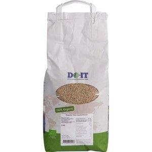Ronde Bruine Rijst 5 kilo (biologisch)
