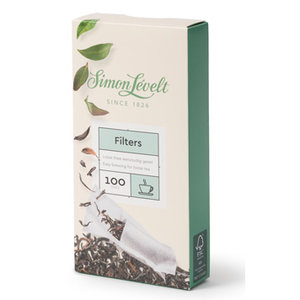 Filterzakjes voor thee van papier