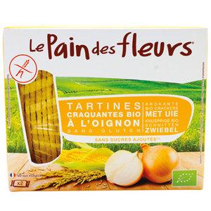 Glutenvrije Crispbread Ui 150 gram (biologisch)