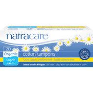 Natuurlijke tampons
