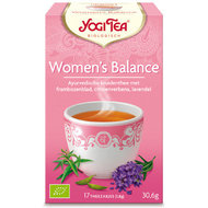 Yogi Tea woman Balance